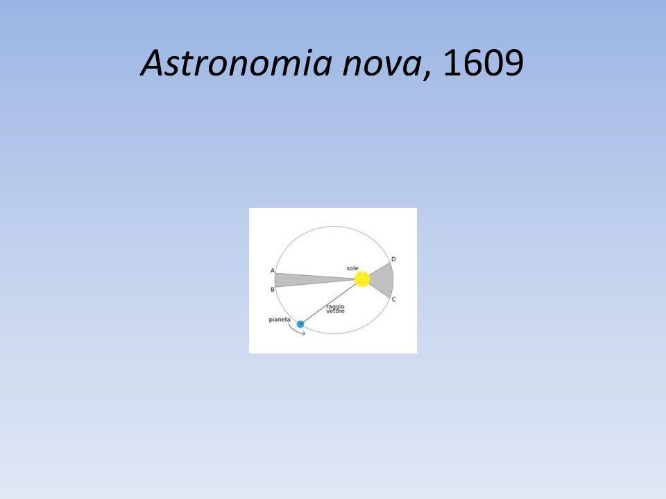 Astronomia nova, 1609