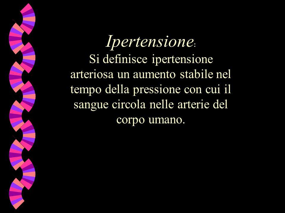 Ipertensione:
