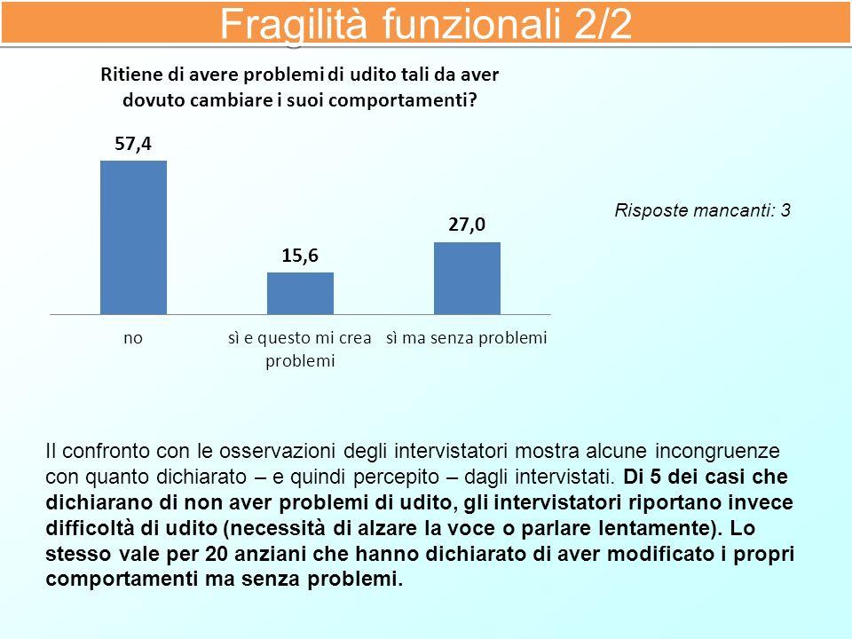 Fragilità funzionali 2/2