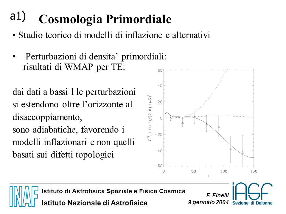 Cosmologia Primordiale