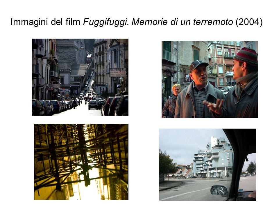 Immagini del film Fuggifuggi. Memorie di un terremoto (2004)