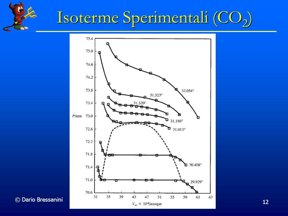 Isoterme Sperimentali (CO2)