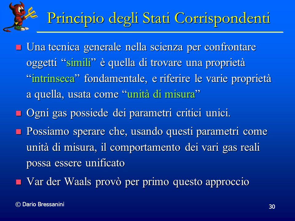 Principio degli Stati Corrispondenti