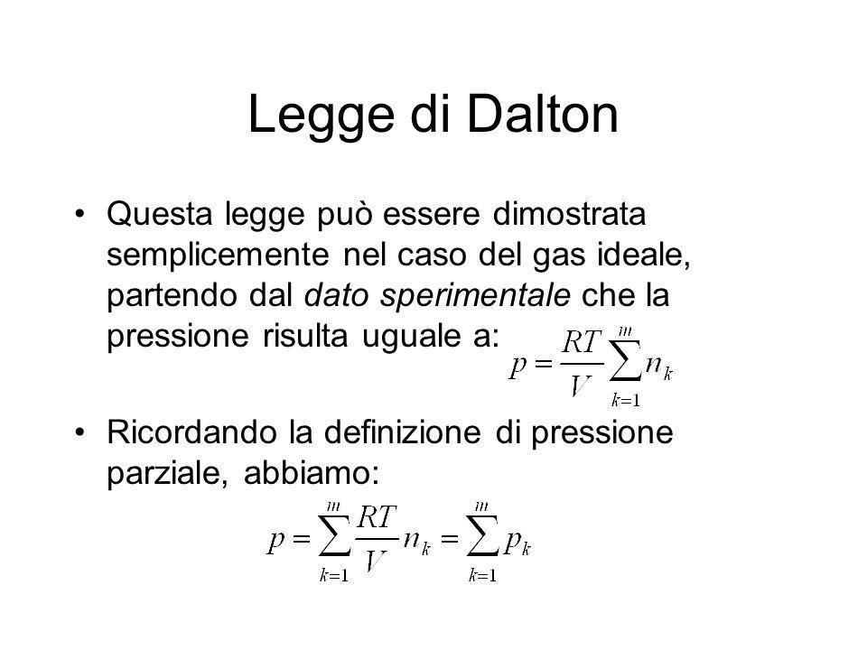 Legge di Dalton