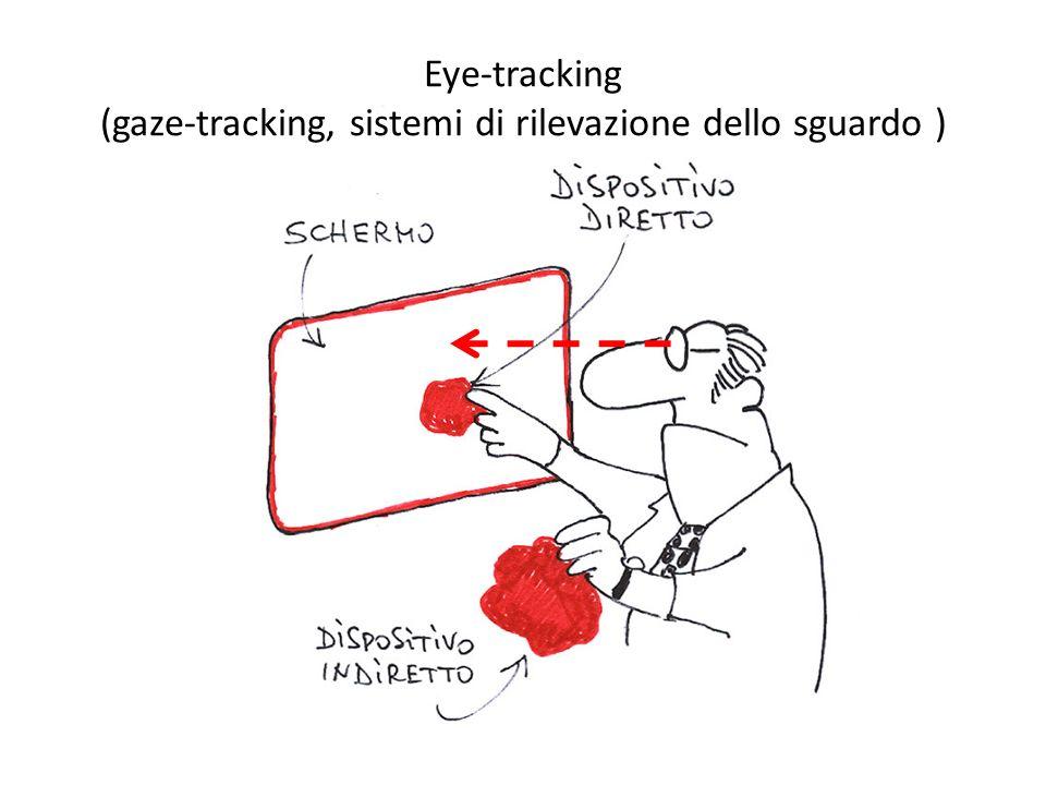 Eye-tracking (gaze-tracking, sistemi di rilevazione dello sguardo )