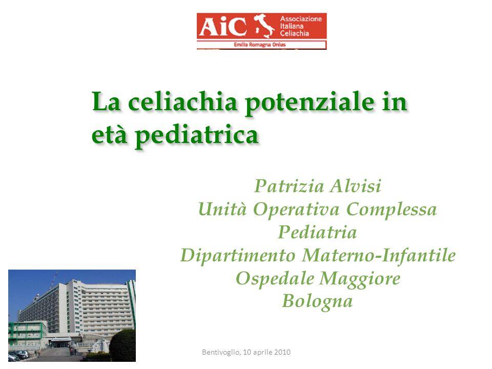 Unità Operativa Complessa Pediatria Dipartimento Materno-Infantile