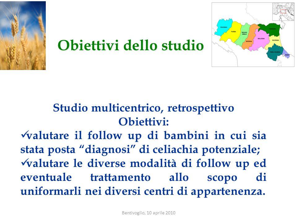 Studio multicentrico, retrospettivo