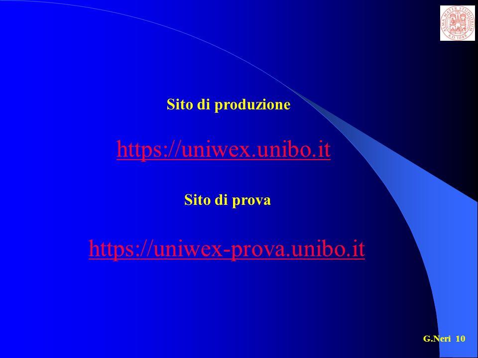 https://uniwex.unibo.it https://uniwex-prova.unibo.it