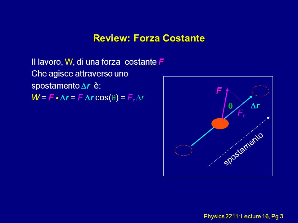 Review: Forza Costante