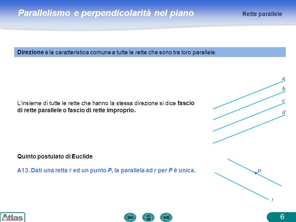Quinto postulato di Euclide
