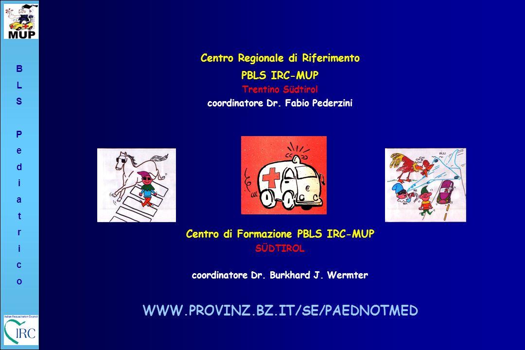 WWW.PROVINZ.BZ.IT/SE/PAEDNOTMED Centro Regionale di Riferimento