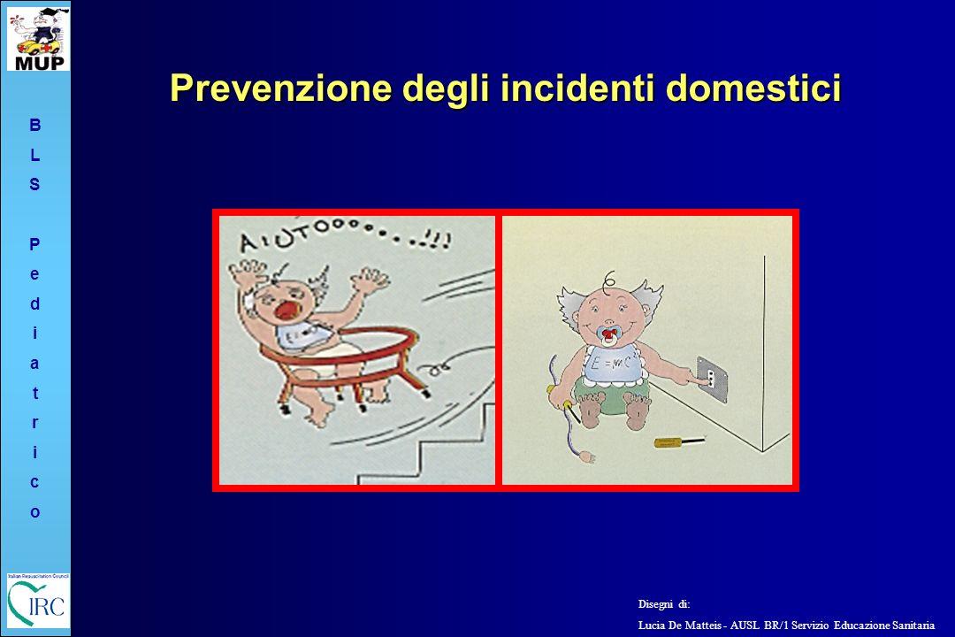 Prevenzione degli incidenti domestici