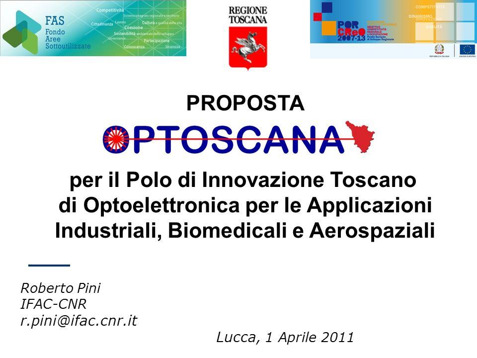Industriali, Biomedicali e Aerospaziali
