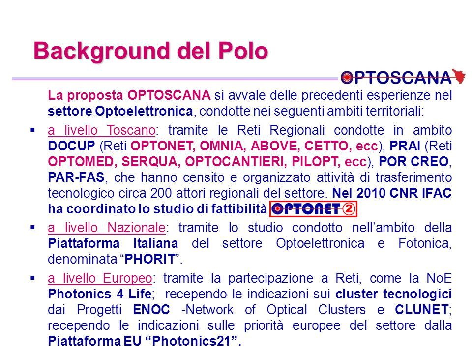 Background del Polo