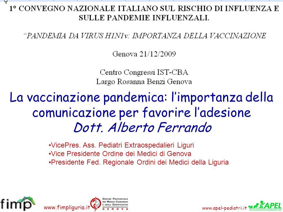 La vaccinazione pandemica: l'importanza della
