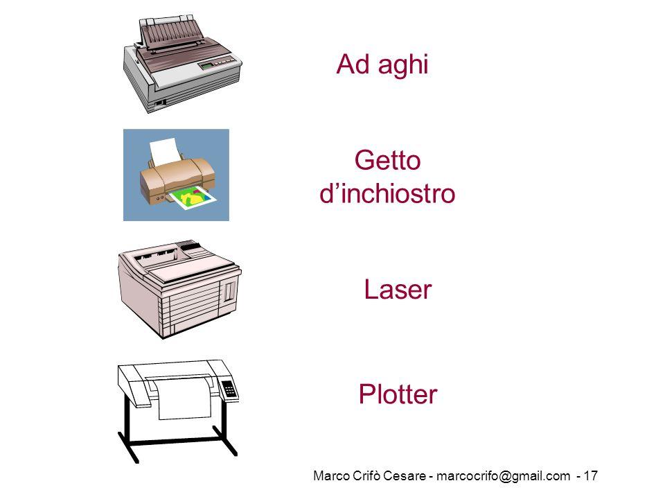 Marco Crifò Cesare - marcocrifo@gmail.com - 17