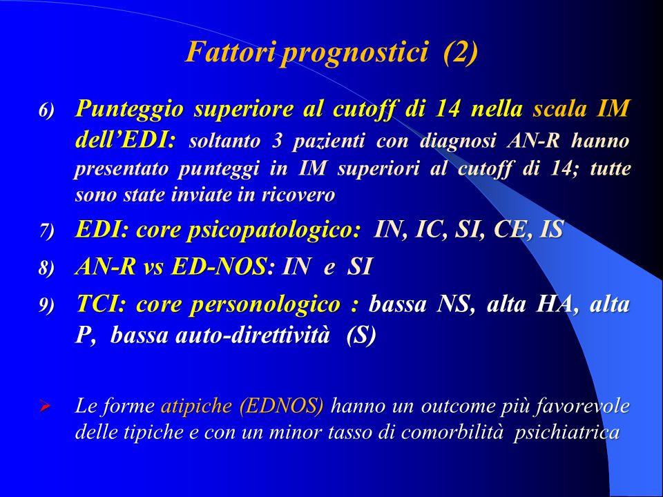 Fattori prognostici (2)