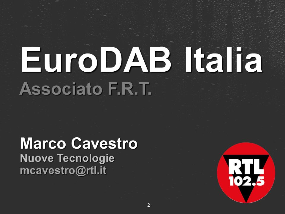 EuroDAB Italia Associato F.R.T.