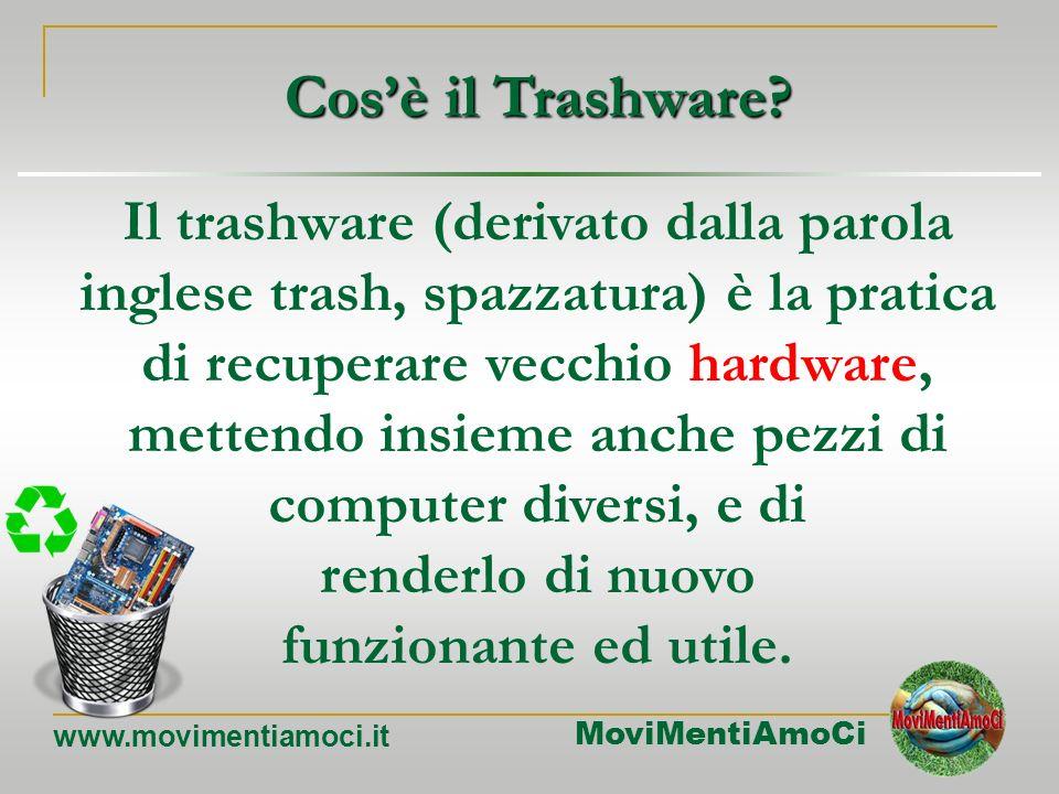 Cos'è il Trashware