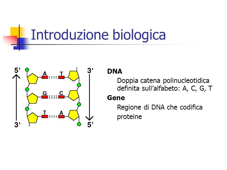 Introduzione biologica