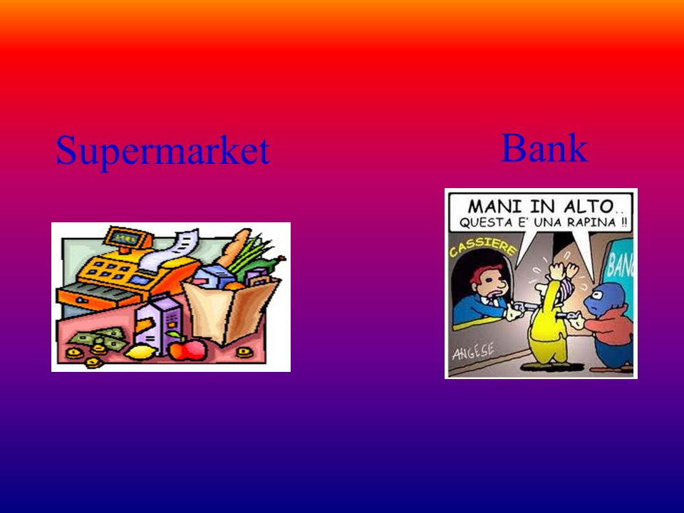 Supermarket Bank