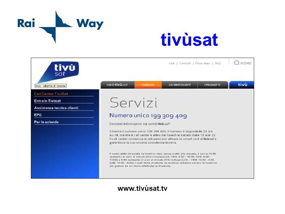 tivùsat www.tivùsat.tv