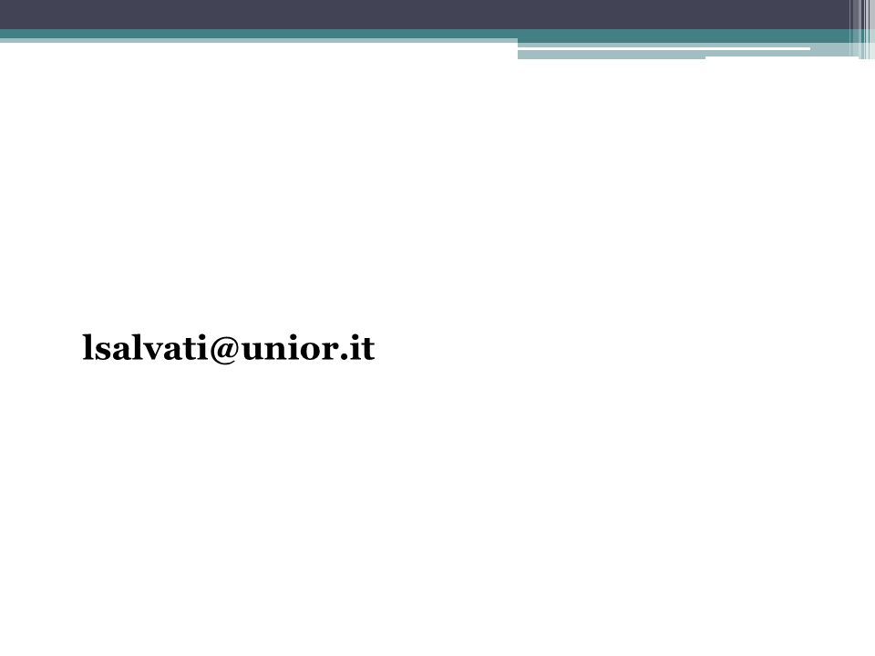 lsalvati@unior.it