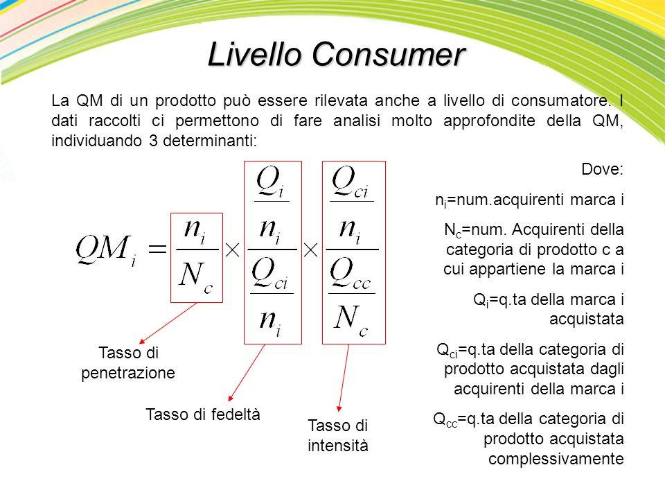 Livello Consumer