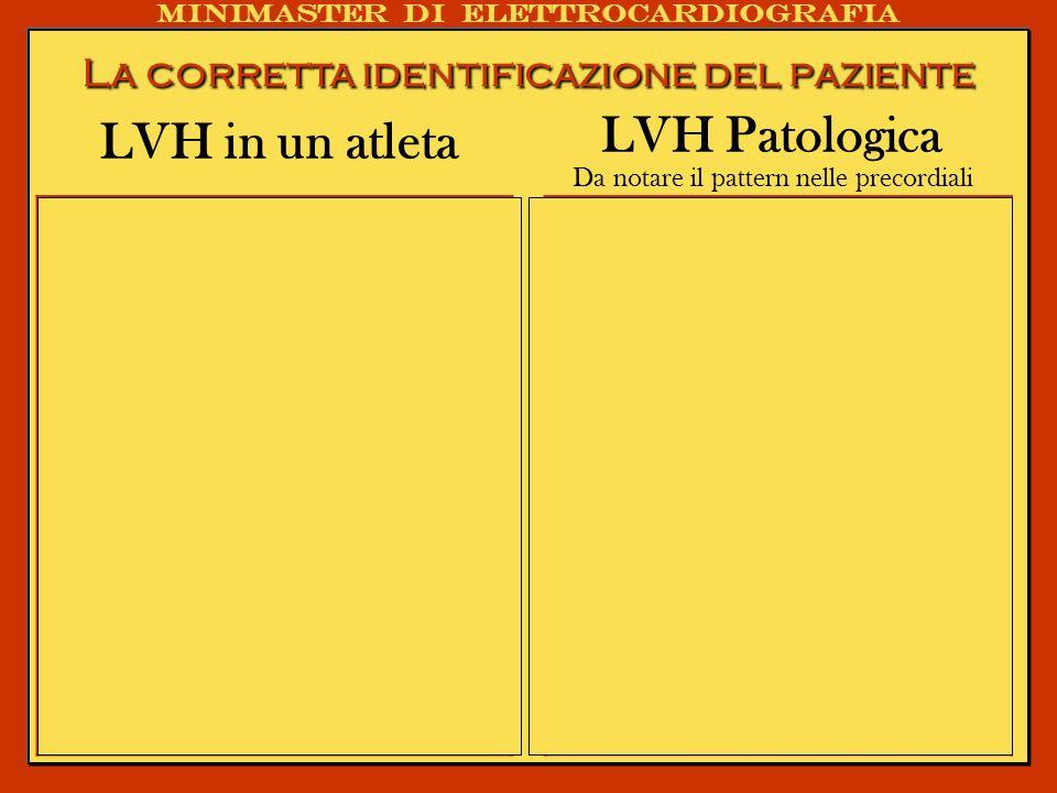 La corretta identificazione del paziente