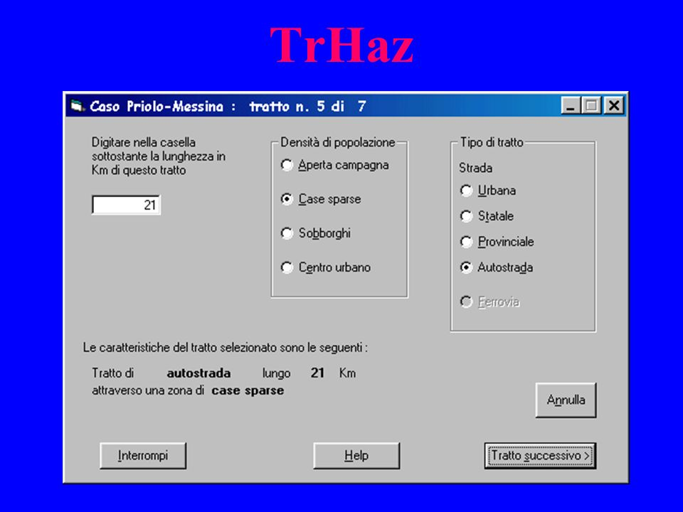 TrHaz