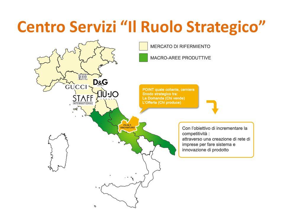 Centro Servizi Il Ruolo Strategico