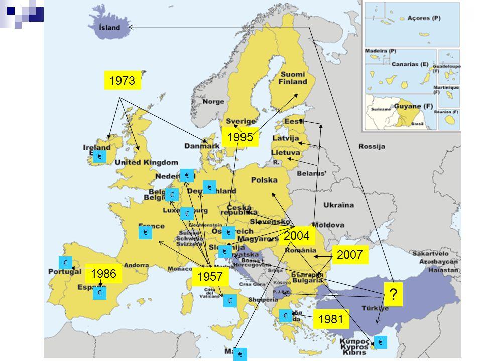 1973 1995 € € € € € € € 2004 € 2007 € 1986 1957 € € € 1981 € €