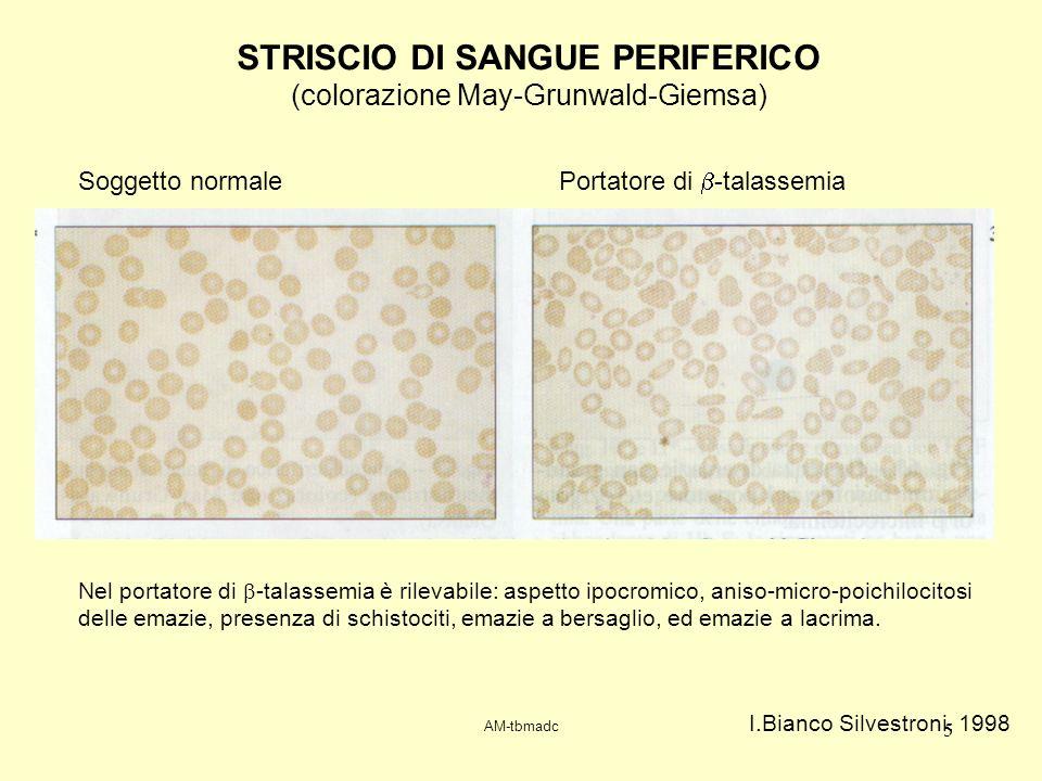 STRISCIO DI SANGUE PERIFERICO