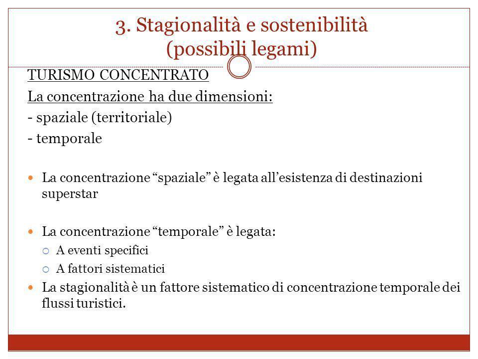 3. Stagionalità e sostenibilità (possibili legami)