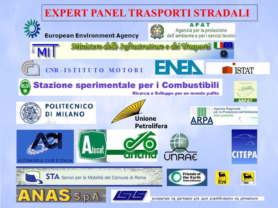 EXPERT PANEL TRASPORTI STRADALI