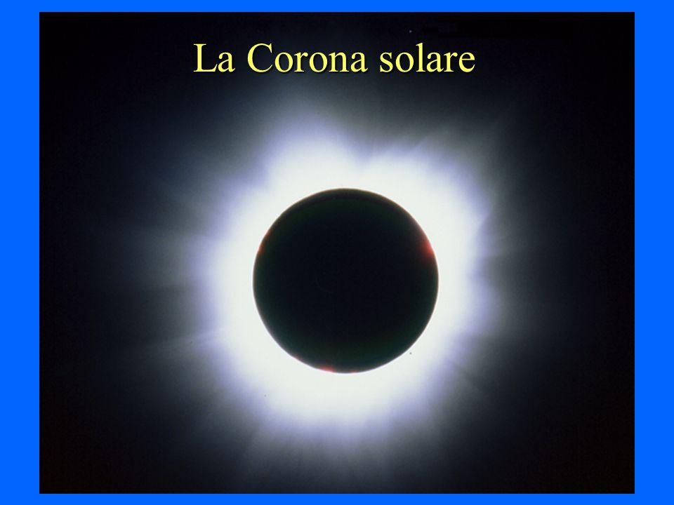 La Corona solare La corona solare