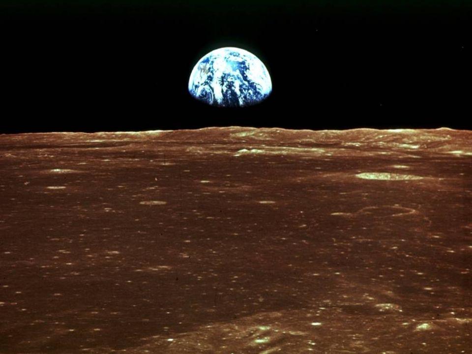 Il sistema Terra - Luna La luna orbita a 380.000 km dalla Terra