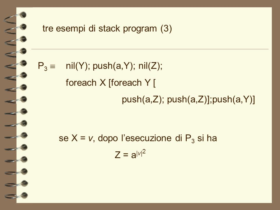 tre esempi di stack program (3)