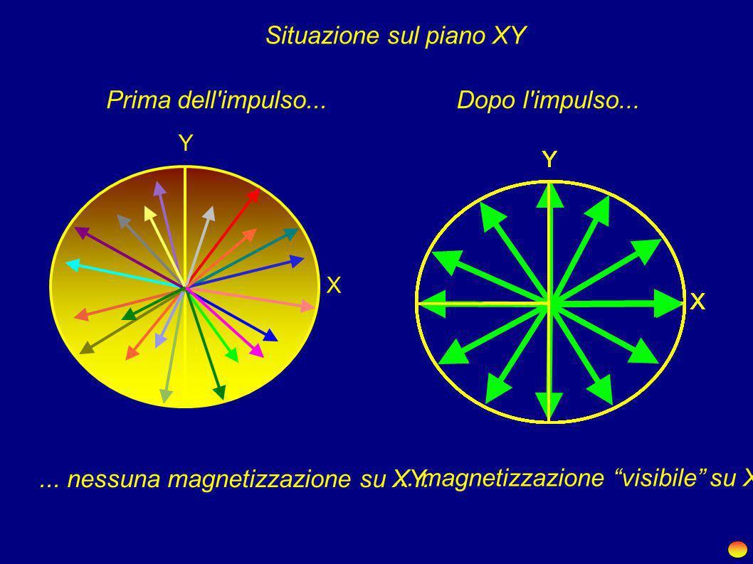 Situazione sul piano XY