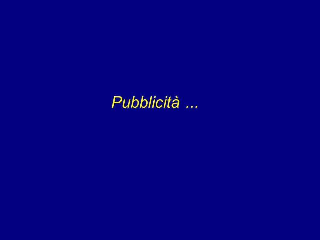 Pubblicità ...