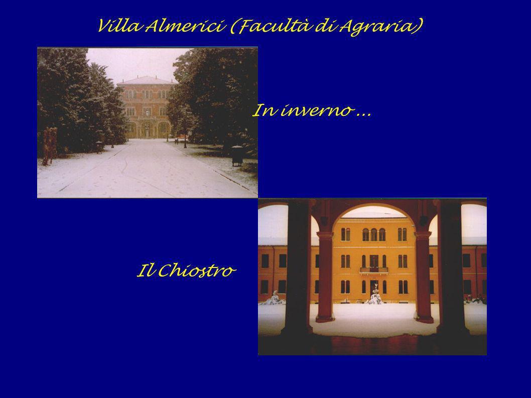 Villa Almerici (Facultà di Agraria)