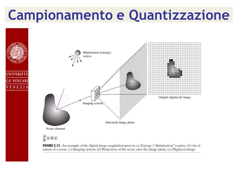 Campionamento e Quantizzazione