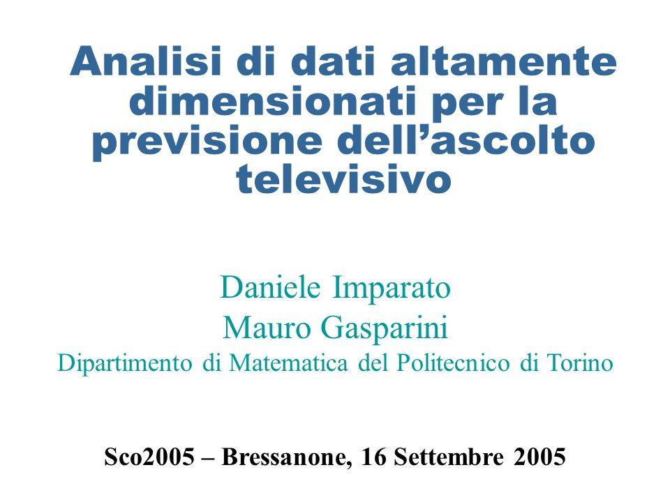 Sco2005 – Bressanone, 16 Settembre 2005