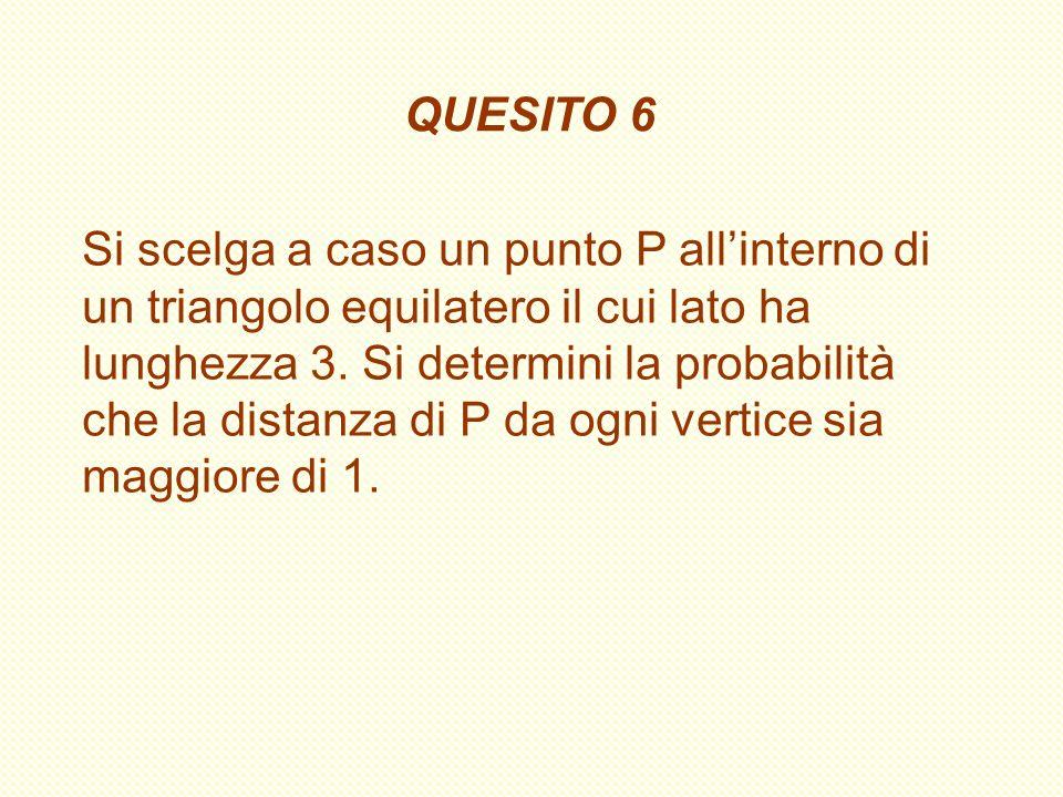 QUESITO 6
