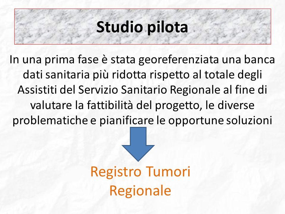 Registro Tumori Regionale