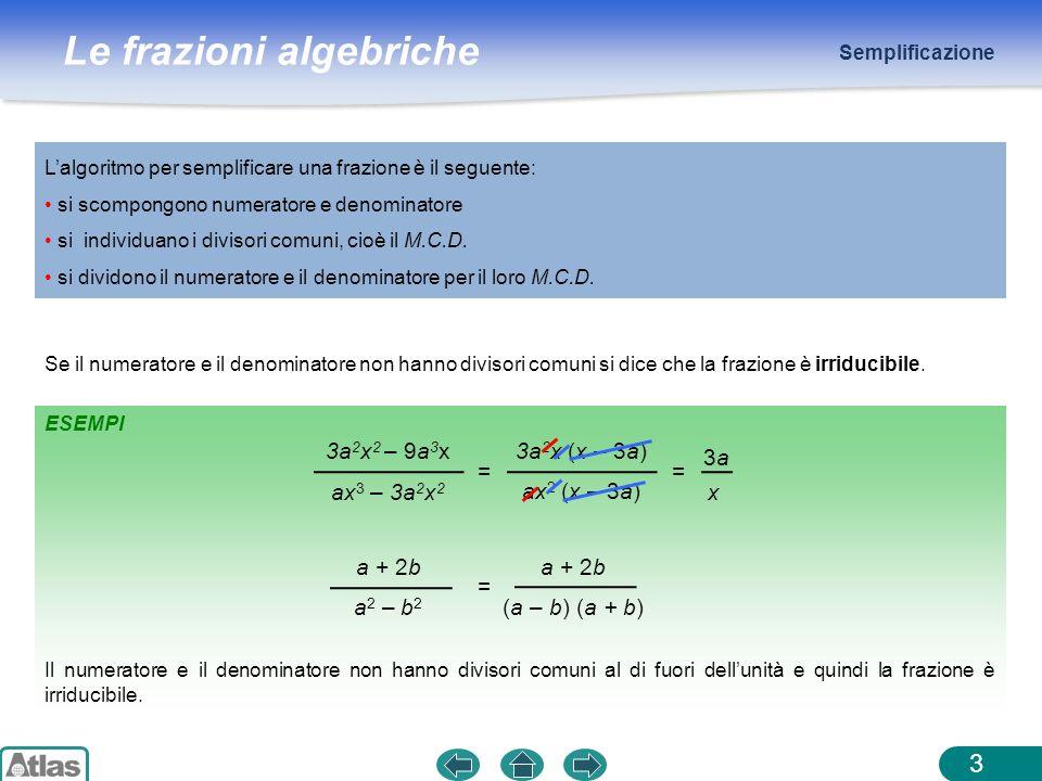 3a2x2 – 9a3x ax3 – 3a2x2 = 3a2x (x – 3a) ax2 (x – 3a) 3a x a + 2b