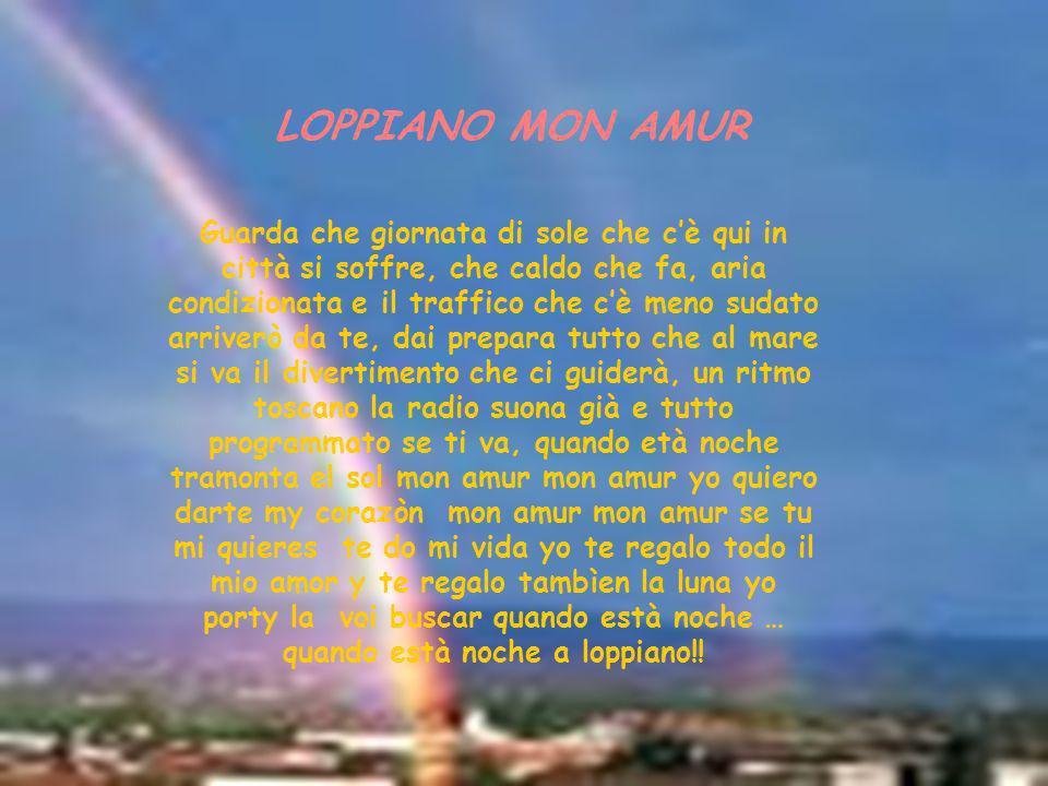 LOPPIANO MON AMUR