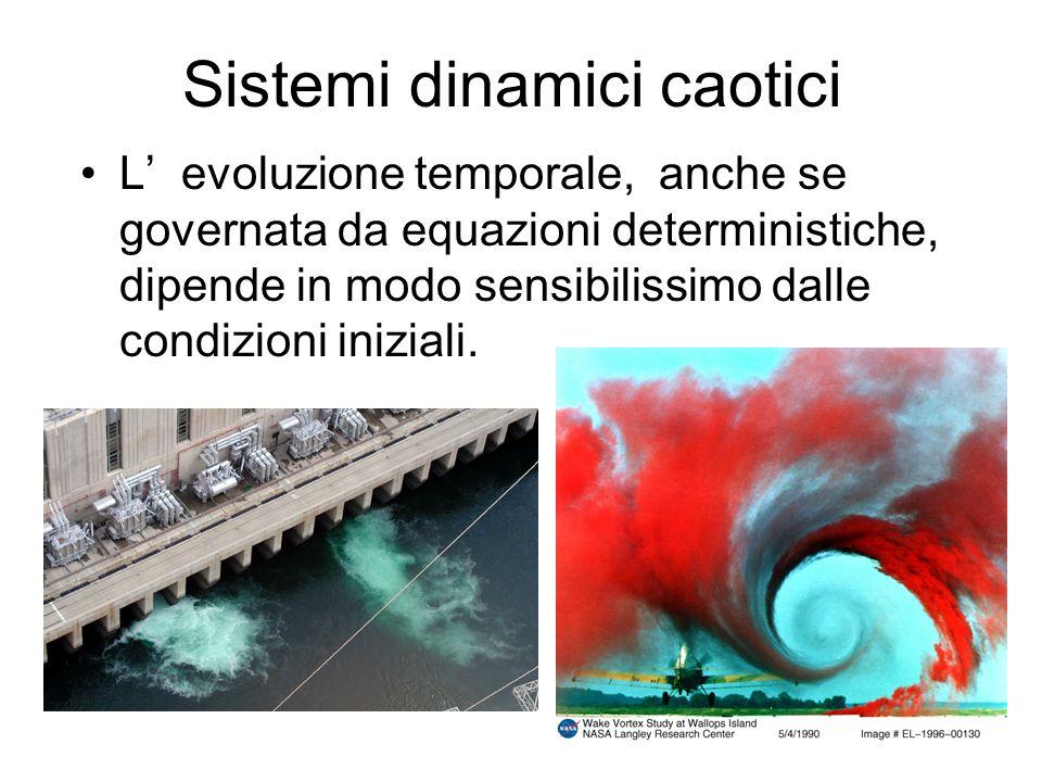 Sistemi dinamici caotici