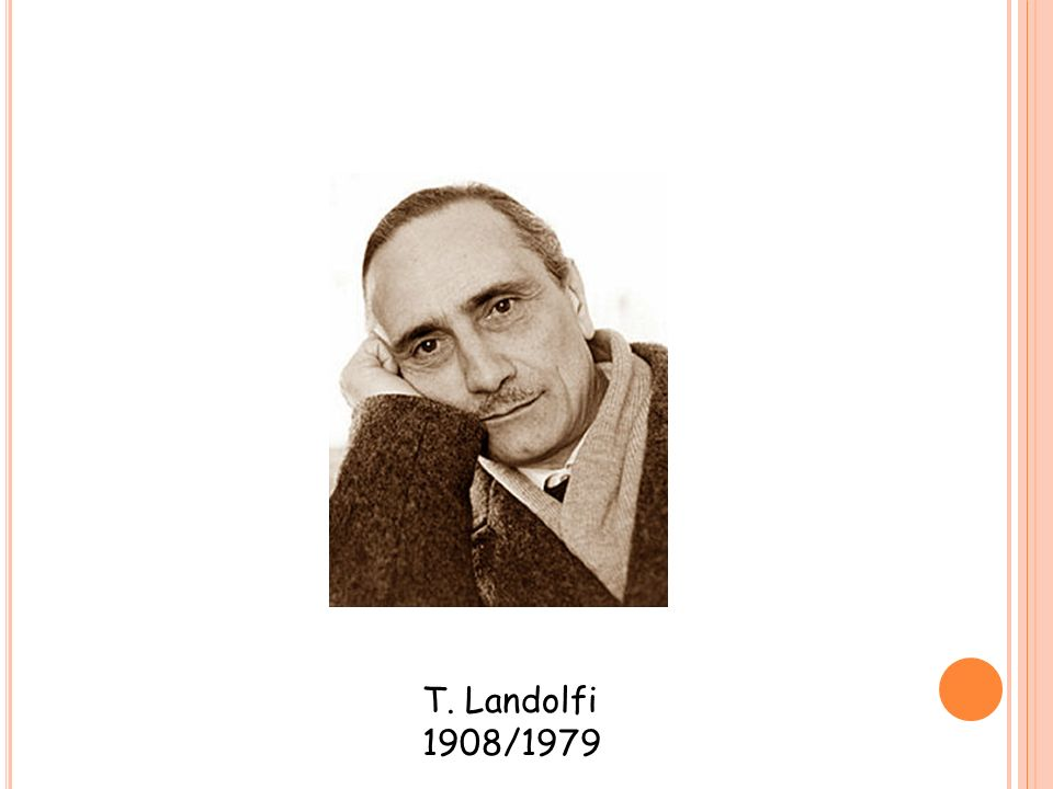 T. Landolfi 1908/1979
