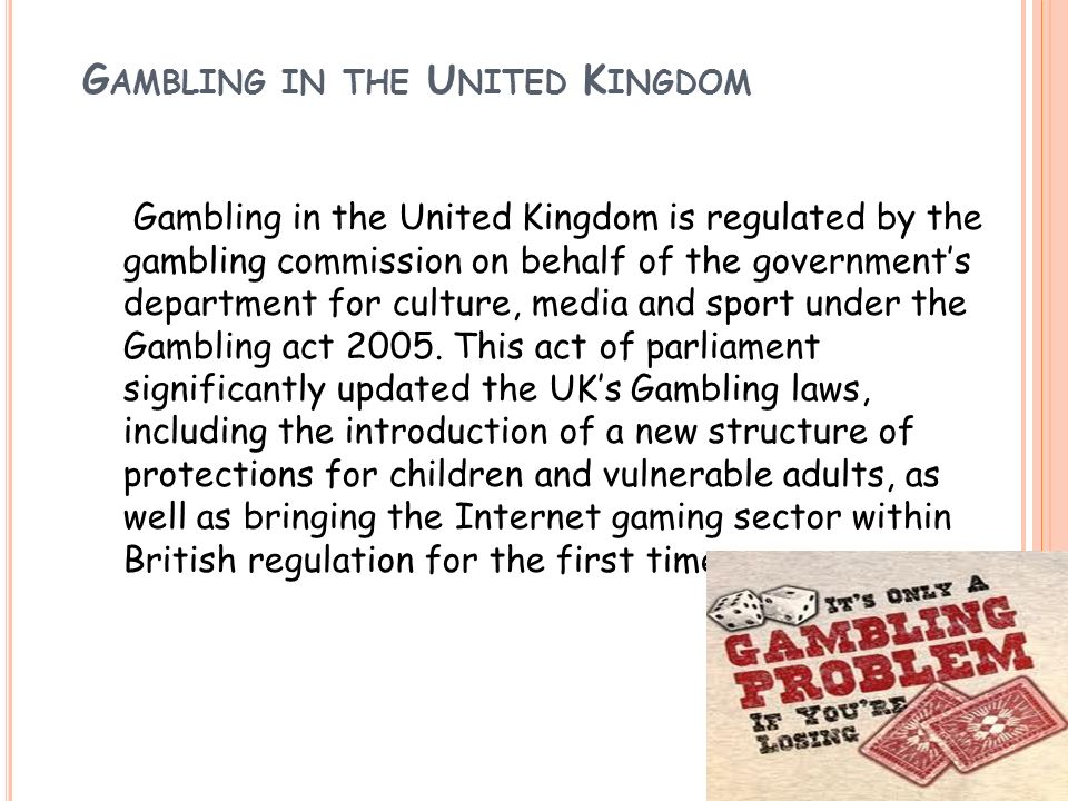 Gambling in the United Kingdom